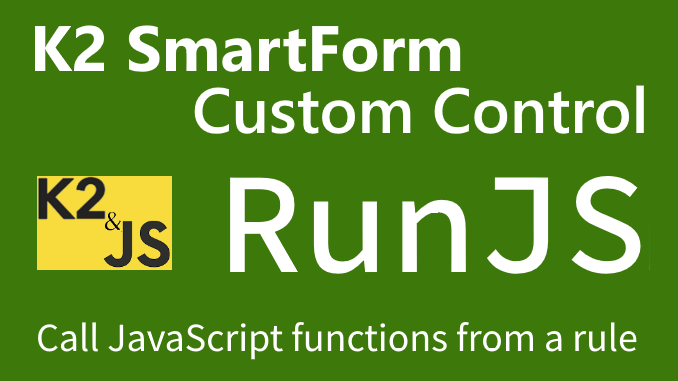 RunJS Control